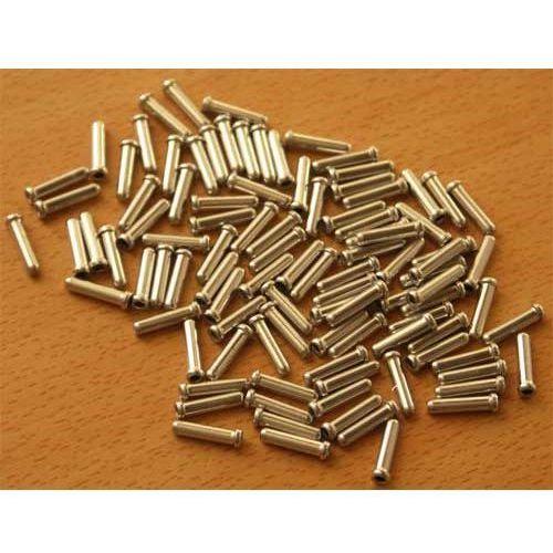 Y62098040(5) Końcówki linki przerzutki/hamulca Shimano, aluminiowe - zestaw 5 szt. - sprawdź w wybranym sklepie