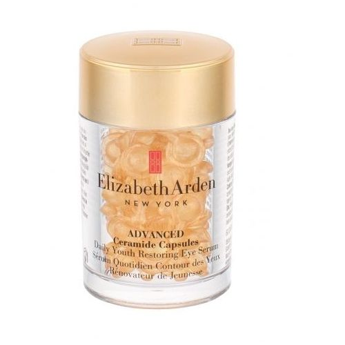 ceramide capsules daily restoring serum żel pod oczy 60 szt dla kobiet marki Elizabeth arden