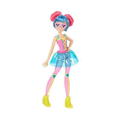 Barbie dtw06 pink eyegla przyjaciółki w świecie gier lalka 3+