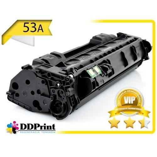 Toner 53a - q7553a do hp laserjet p2014, p2015, m2727 mfp - vip 3k - zamiennik marki Dd-print