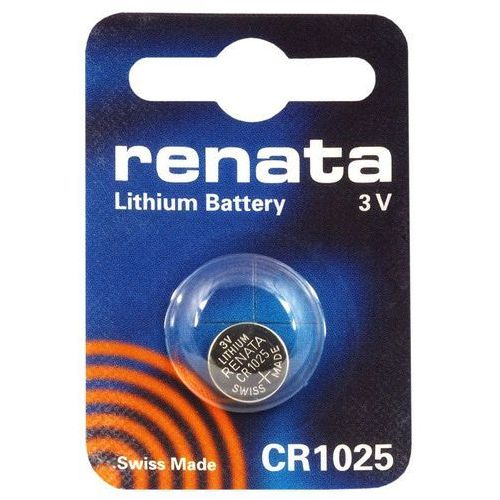 Renata Bateria litowa cr1025 (blister)