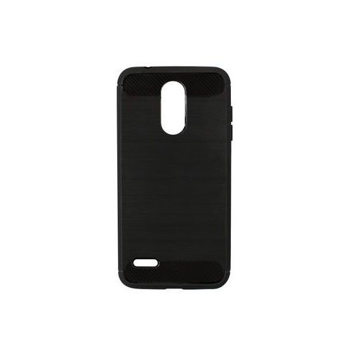 Lg k8 (2018) - etui na telefon forcell carbon - czarny marki Forcell carbon case