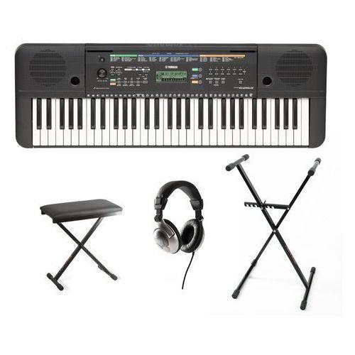 YAMAHA PSR-E253 ZESTAW DO NAUKI z kategorii Keyboardy i syntezatory