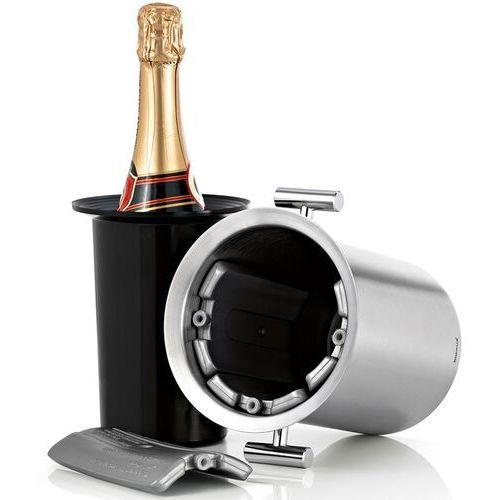 Stalowy schładzacz z uchwytami do wina blomus lounge (b66732) (4008832667329)