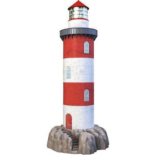 Puzzle 3D 216 el. - Przybrzeżna latarnia morska (4005556125654)