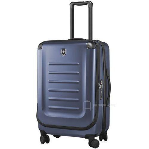 Victorinox spectra™ 2.0 średnia walizka poszerzana 69 cm / granatowa - navy blue (7613329020197)