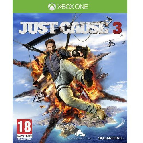 OKAZJA - Just Cause 3 (Xbox One)