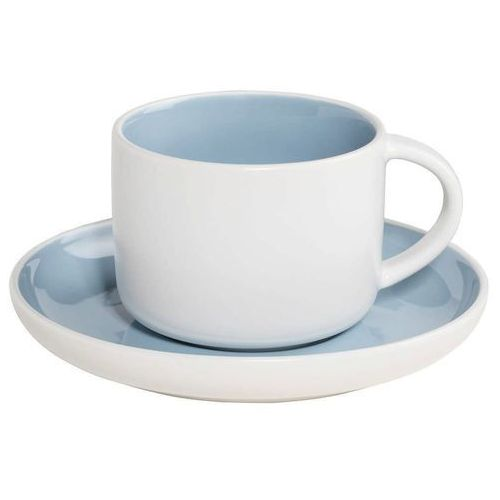 Maxwell & Williams - Tint - Filiżanka do kawy, biało-niebieska - niebieski