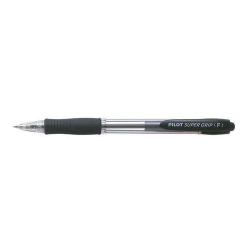 Długopis Pilot Super Grip, czarny - Rabaty - Porady - Hurt - Negocjacja cen - Autoryzowana dystrybucja - Szybka dostawa.