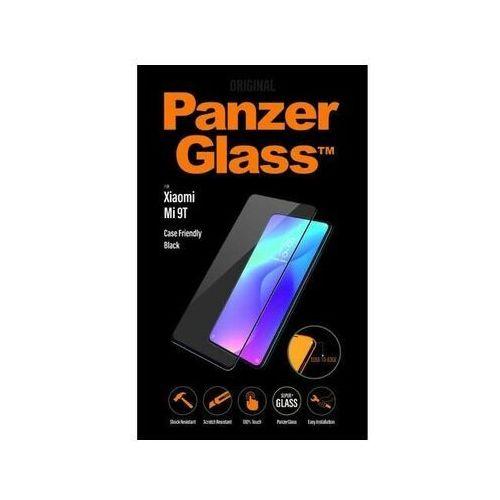 Szkło hartowane PANZERGLASS do Xiaomi Mi 9T Czarny (5711724080135)
