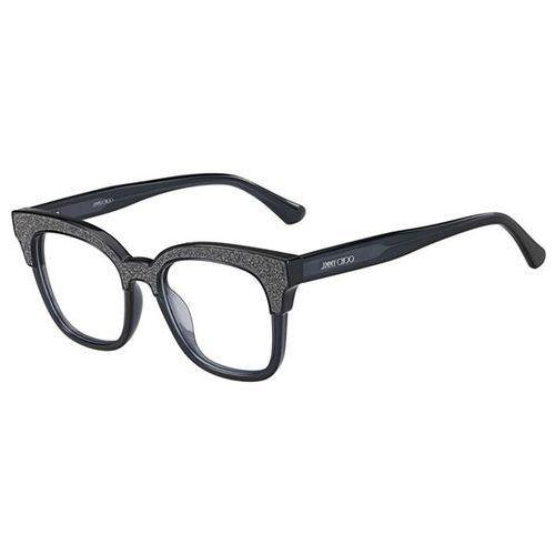 Okulary Korekcyjne Jimmy Choo 176 18R