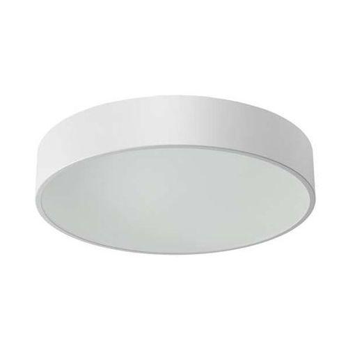 Plafon LAMPA sufitowa ABA 200 1267PM1AW19+kolor/3000K Cleoni metalowa OPRAWA LED 15W okrągła fueva, kolor Biały