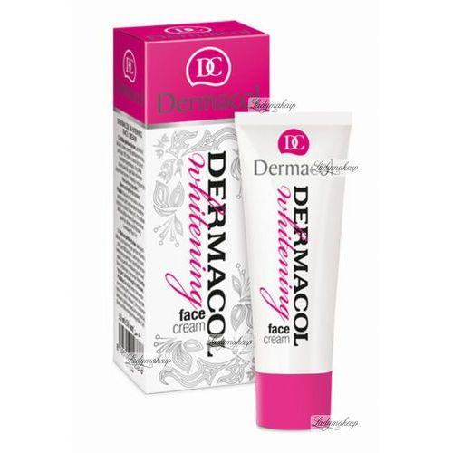Dermacol whitening wybielający krem do twarzy przeciw przebarwieniom skóry (day and night whitening face cream) 50 ml (8595003103848)