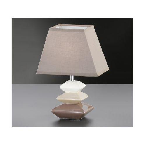 Honsel SOPHIE lampa stołowa Chrom, 1-punktowy