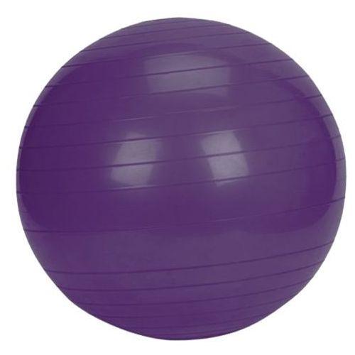Platinium classic 55 fioletowa - piłka fitness - fioletowy