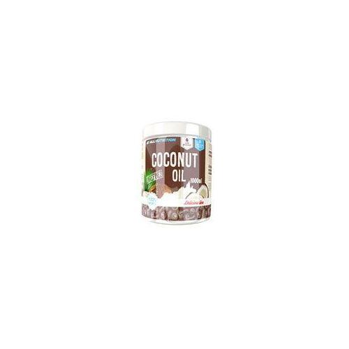 coconut oil unrefined 1000g marki Allnutrition - OKAZJE