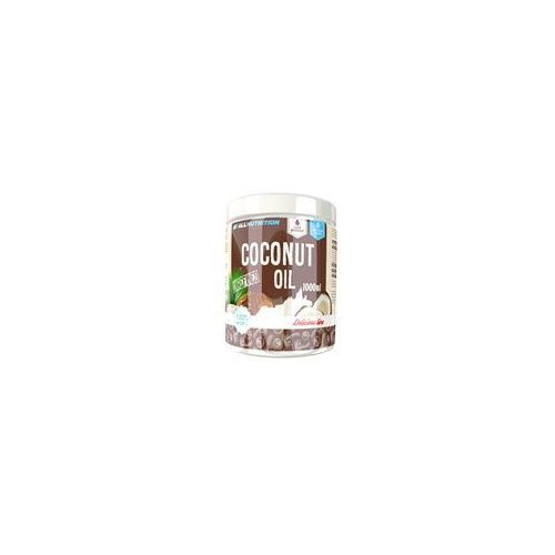coconut oil unrefined 1000g marki Allnutrition