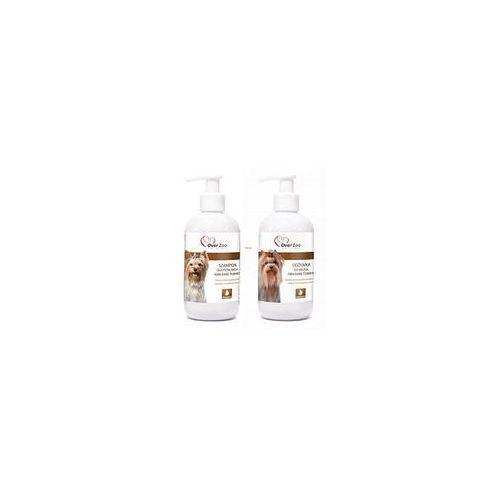OVER ZOO Dwupak york (szampon 250 ml + odżywka 250 ml)- RÓB ZAKUPY I ZBIERAJ PUNKTY PAYBACK - DARMOWA WYSYŁKA OD 99 ZŁ, 6868
