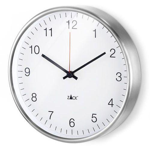 Zegar ścienny Palla Zack 24cm, biały (60025), kolor biały
