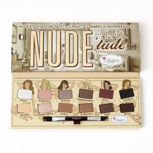 TheBalm Nude Tude | Paleta cieni do powiek 11,08g