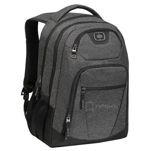 gravity plecak miejski na laptopa 17'' / ciemnoszary - dark static marki Ogio