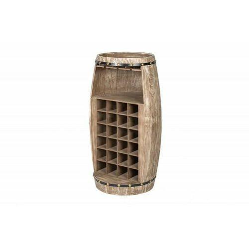 Invicta stojak na wino bodega 79 cm - drewno naturalne marki Sofa.pl