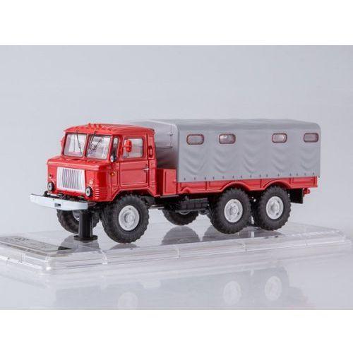 Ssm Gaz-34 flatbed truck with tent - darmowa dostawa!!! (4600002000136)
