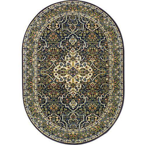Dywan Agnella Standard Laurus Granat (owal) 120x170