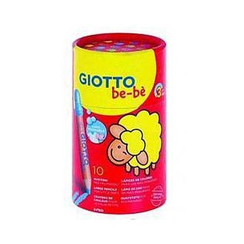 Giotto Kredki dla najmłodszych 10 kolorów (8000825018947)