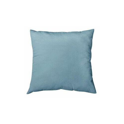 Poduszka ENAELLE niebieska 50 x 50 cm INSPIRE
