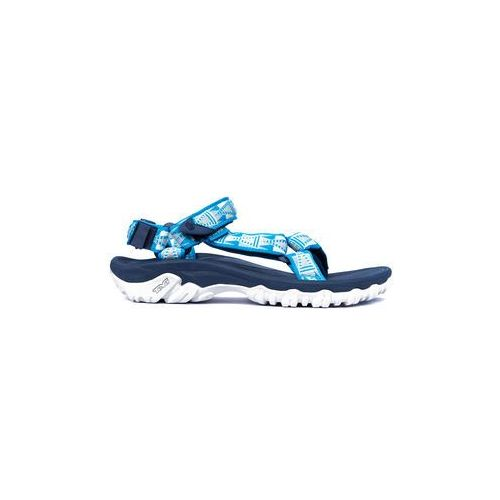 Sandały hurricane xlt women - mosaic blue/white, Teva