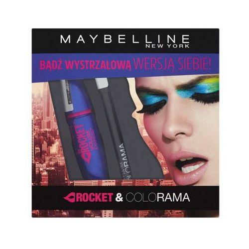 new york rocket & colorama zestaw kosmetyków dla kobiet (maskara + liner) marki Maybelline