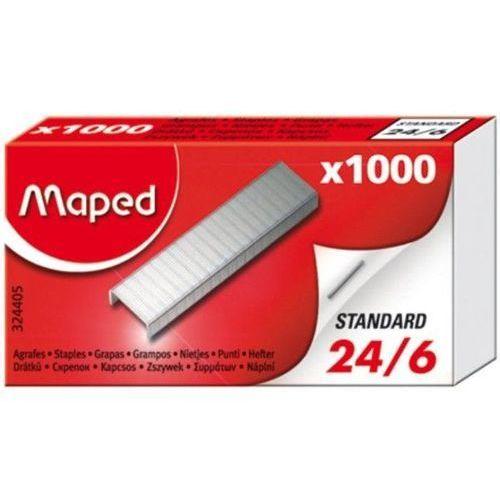 Zszywki 24/6 1000 szt. - x08271 marki Maped