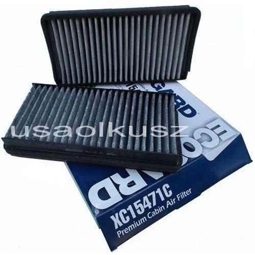 Filtr przeciwpyłkowy kabinowy buick terraza 2005-2007 marki Atlas