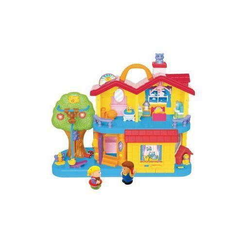 Zabawka odkrywczy domek 5y35bl marki Dumel