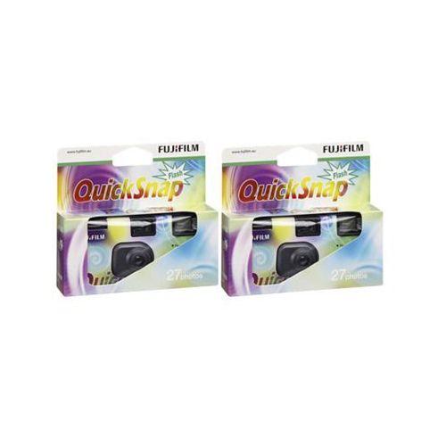 Aparat cyfrowy Fujifilm Quicksnap Flash 27 Darmowy odbiór w 21 miastach! (4547410092172)