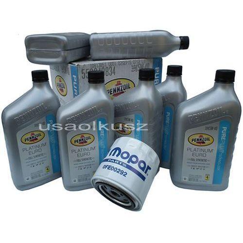 Pennzoil Filtr olej  platinum 5w40 dodge charger srt-8 6,1 v8 -2008