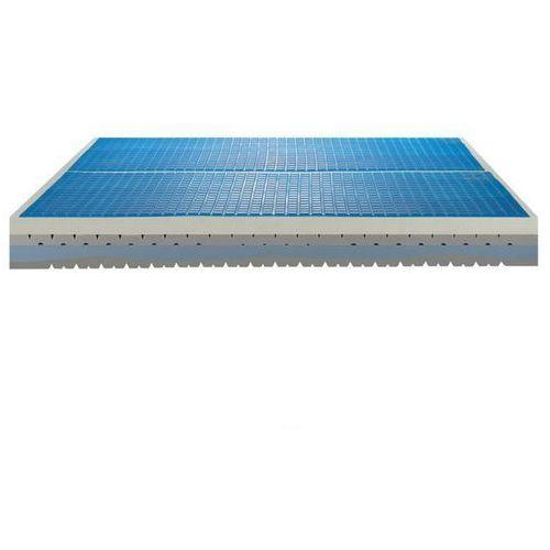 Materac fisio gel  piankowy: rozmiar - 180x200, pokrowce perdormire - outlast® marki Perdormire