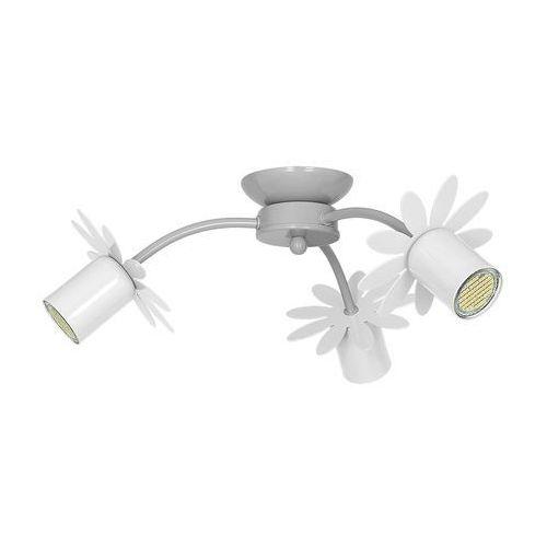 Decoland Lampa dziecięca kwiatek 3xgu10/40w/230v