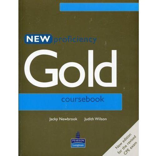 New Proficiency Gold Student&-8217;s Book, oprawa miękka