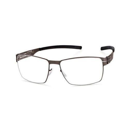 Okulary korekcyjne  m1321 kurt b. graphite marki Ic! berlin