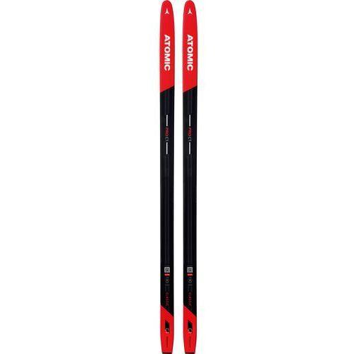narty biegowe pro c1 grip jr + prolink access jr red/black 160 marki Atomic