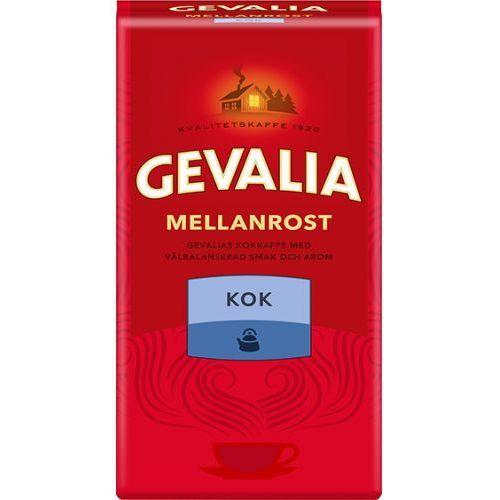 Gevalia Kok Mellanrost - kawa mielona - 450g