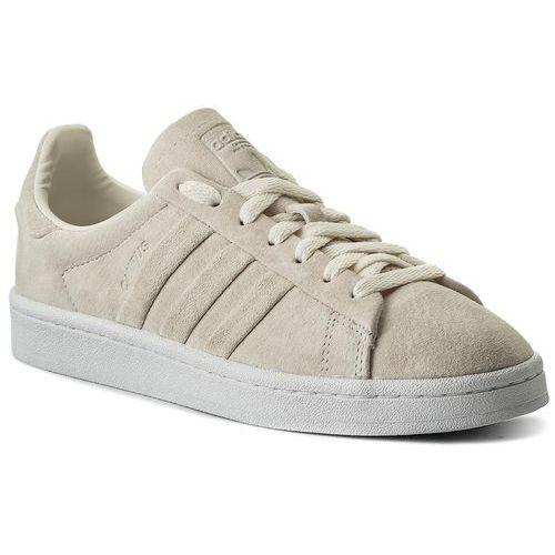 Buty adidas - Campus Stitch And Turn BB6744 Cwhite/Cwhite/Ftwwht