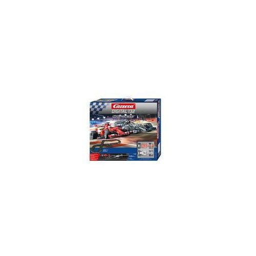 Carrera Zestaw torów wyścigowych  digital 132 night contest 20030189 (4007486301894)