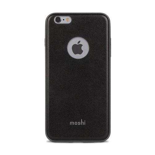 Moshi iGlaze Napa - Etui iPhone 6s Plus / iPhone 6 Plus (Onyx Black), 99MO080002