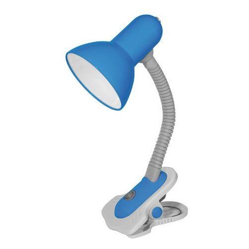 Suzi hr-60-bl - lampka biurkowa niebieska z klipsem  marki Kanlux