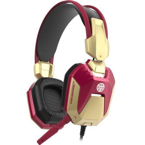 E-Blue słuchawki gamingowe Iron Man EHS908 (EHS908REAA-IY)
