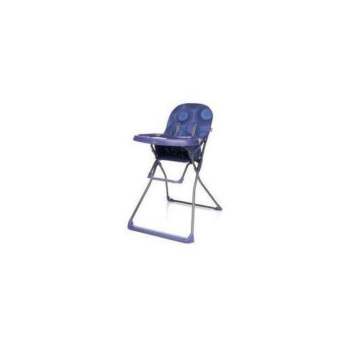 4baby Krzesełko do karmienia flower 2016 purple purpurowa