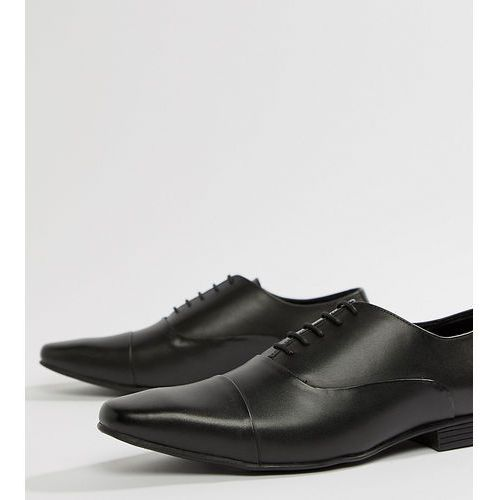 KG By Kurt Geiger Wide Fit Kenwall Lace Up Shoes - Black